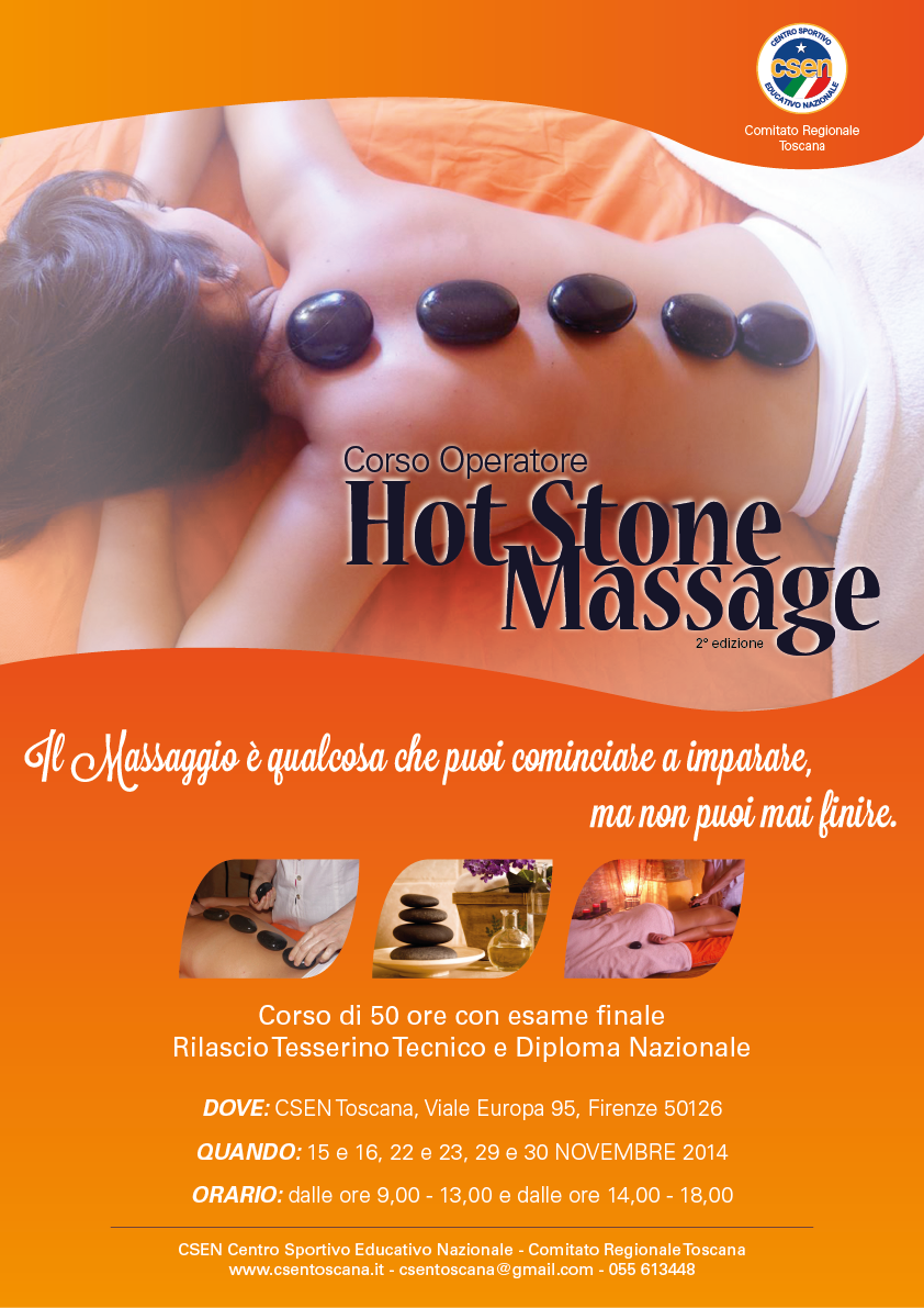 hot stone massage csen