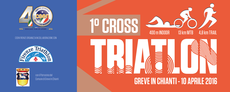 1 CROSS TRIATHLON