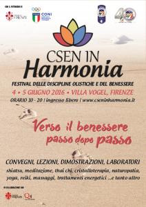 csen in harmonia 2016