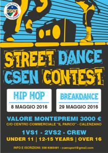 STREET dance contest-01