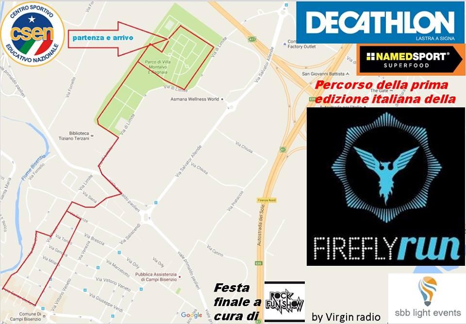 firefly run italia