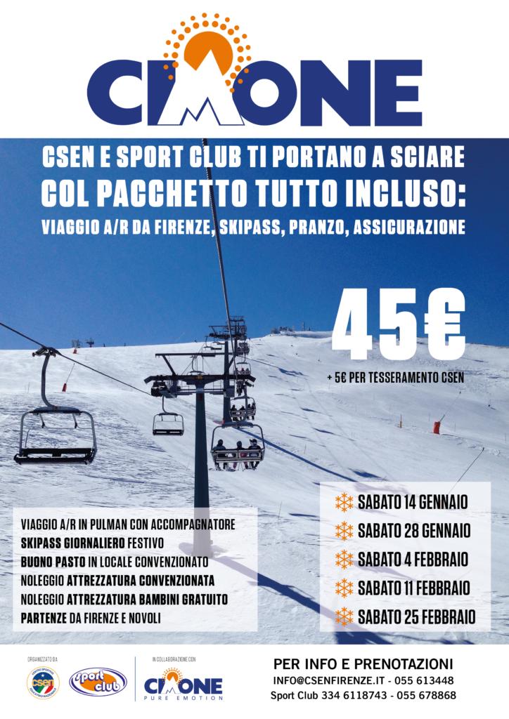 sciare cimone 2017-01