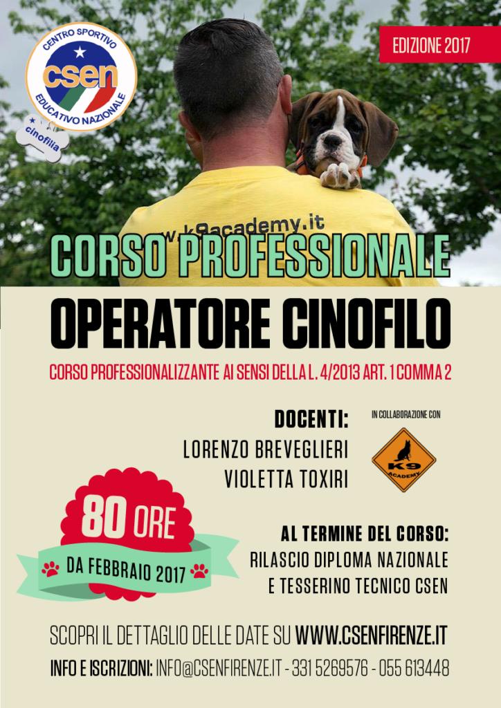 corso operatore cinofilo febbraio 2017-01