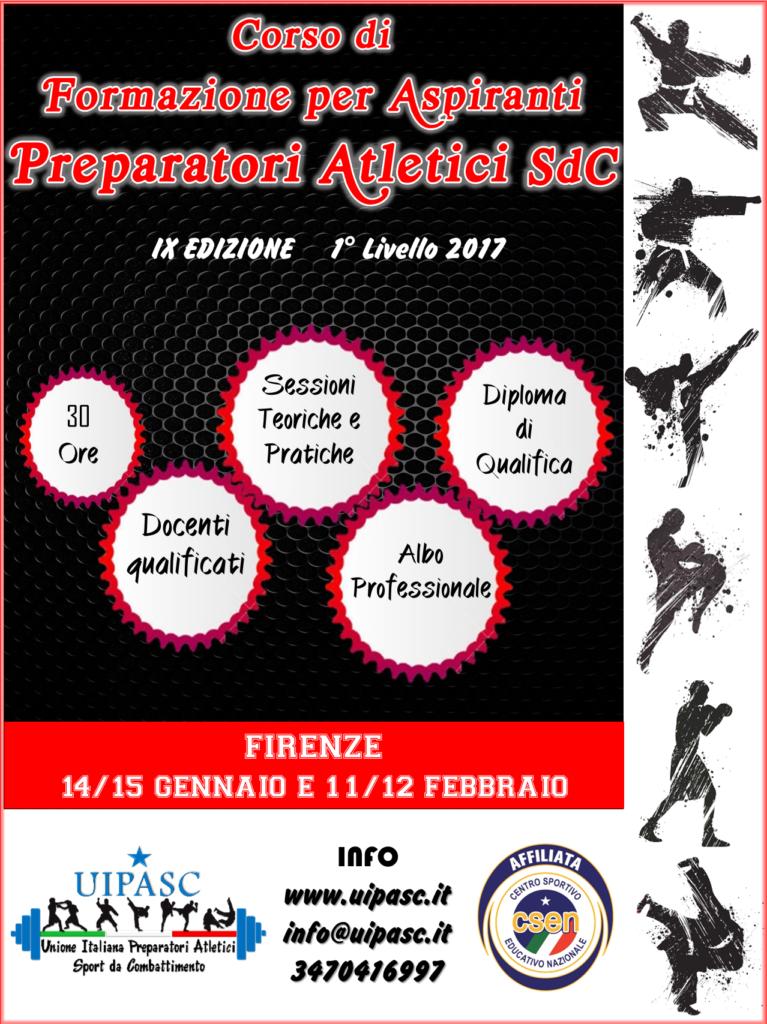 locandina 1L 2017 A3_CSEN_ Firenze