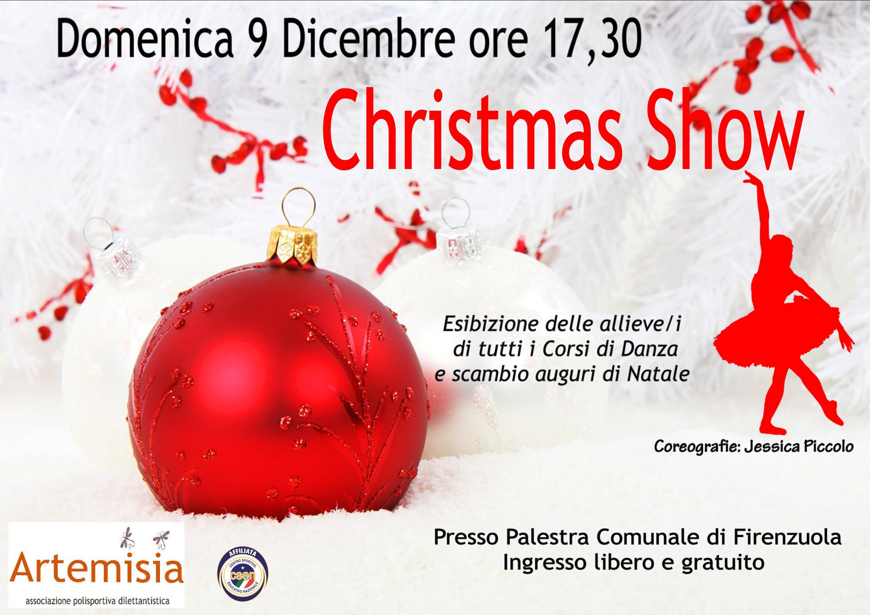 Scambio Auguri Di Natale.Festa Di Natale Con La Scuola Di Danza Artemisia Csenfirenze